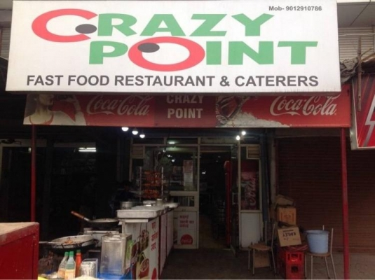CRAZY POINT Fast Food Restaurant and Caterers